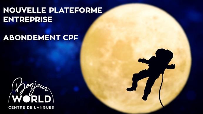 Nouvelle plateforme entreprise pour abonder les comptes CPF des salariés