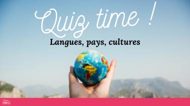 Découvrez des anecdotes sur l'Argentine, la Norvège et la Langue des Signes